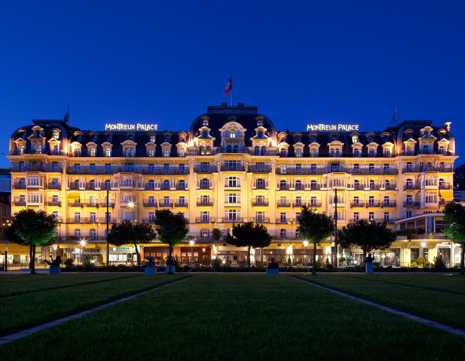 Cette semaine, retrouvez les équipes Switch ON et Prestige Casino au Fairmont Montreux Palace pour la soirée annuelle d'un grand groupe spécialisé en trading.