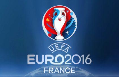 Projection Grand écran pour l'Euro