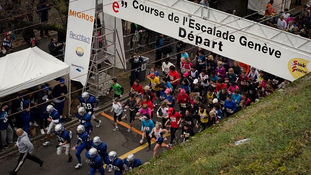 Démarrage du Marathon de fin d'année !