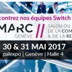 Switch ON au Salon SMARC à Palexpo