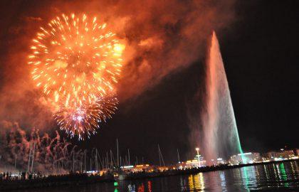 Genève à la fête du 3 au 13 aout