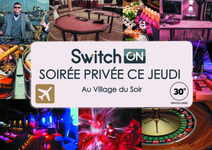 After Work Tour du Monde au Village du Soir