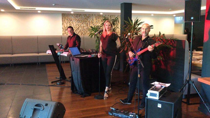 Trio live Band Imagine à Bellevue