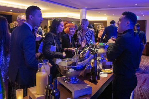 Privé: Soirée Hermès à l'hôtel Kempinski – Décembre 2018
